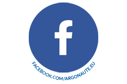Icône vers facebook argonaute